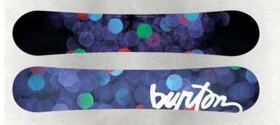 Board Burton_Feather